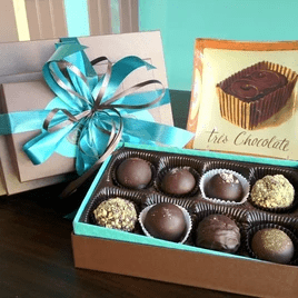 Box of 8 Truffles